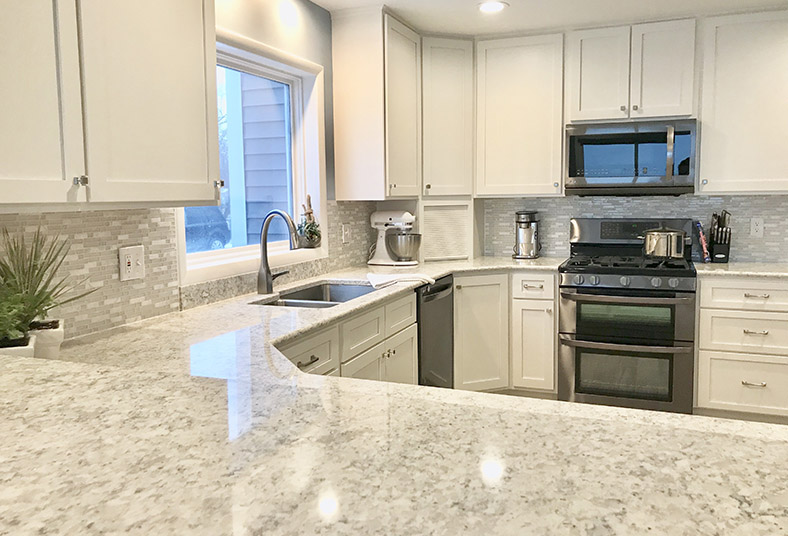 granite countertops for kitchen remodeling in Wayne